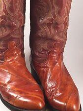 Tony Lama Cowboy Boy Boots 8 1/2
