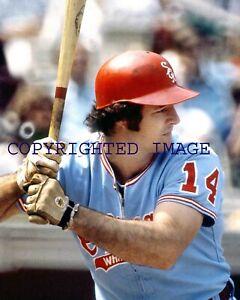 Bill Melton White Sox 1968-75  Yankee Stadium Color 8x10 LLL