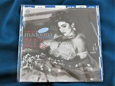 MADONNA LIKE A VIRGIN JAPAN 7'' VINYL RECORD 1984 Second Pressing