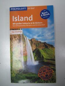 Island, Reiseführer , Polyglott, Neu