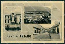 Avellino Baiano Saluti da PIEGHINA FG cartolina ZK6036