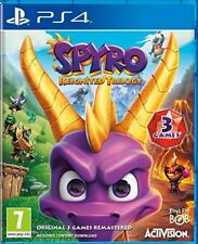 Spyro Reignited Trilogy (PS4)  BRAND NEW AND SEALED - IN STOCK - QUICK DISPATCH