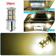 20Pcs Warm White LED Accessories Camper Trailer Interior Light Bulbs 1141 12V