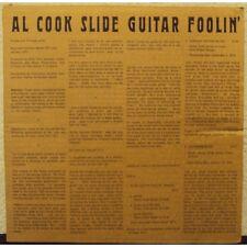 AL COOK - Slide guitar foolin´