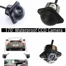 640 * 480 170° Rear Side Front Mirror Car Backup Parking Camera CCD 600 TVL