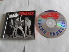 DAMN YANKEES - Damn Yankees (CD 1990) USA Pressing