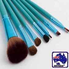 7Pcs Eyeshadow Brush Toiletry Kits Make Up Brushes Set BLUE Cosmetic JMABR07