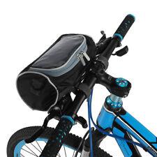 2.5L Borsa Da Manubrio Bici Anteriore Impermeabile Porta Cellulare Bicicletta