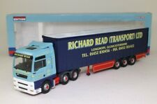 Corgi 1:50 CC13408; ERF ECT Olympic Curtainside: Richard Read; Excellent Boxed