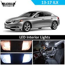 White LED Interior + Reverse LED Light Package Kit for 2013-2017 Acura ILX