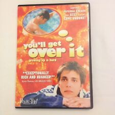 You'll Get Over It DVD French Gay Interest LGBT Queer Movie Romance Region 1