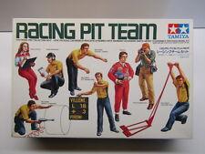 Tamiya Vintage 1:20 Scale Racing Pit Team (1970-1985) Model Kit New - Item #2011
