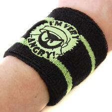 Marvin The Martian Wristband. Sweatband Cool Retro Funky Wrist Band