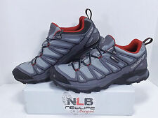 Salomon X Ultra Prime Waterproof Hiking Backpacking Trail Shoes 379221 Size 12