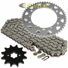 Drive Chain & Sprockets Kit Fits YAMAHA YZ100 1982 1983 /  YZ125 1984 1985