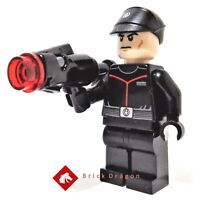 Lego Star Wars First Order Officer minifigure from set 75266
