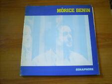 MORICE BENIN Semaphore LP ABA 1981