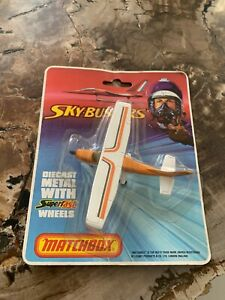 MATCHBOX, SKY-BUSTERS ,SB-14 CESSNA 210, in package, 1974, Made in England