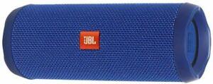 JBL Flip 4 Waterproof Bluetooth Wireless Portable Stereo Speaker Blue Black