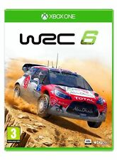 WRC 6 Xbox One New and Sealed