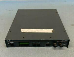 Extron / VSC 500 High Resolution Computer-to-Video Scan Converter (15B)