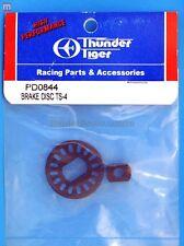 Thunder Tiger PD0844 Disco Freno TS4 Brake Disc modellismo