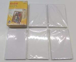 430 Sheets Of Glossy 4 x 6 Photo Paper // Canon & Kodak / New In Sealed Packages