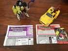 Transformers Energon - Lot Of HOT SHOT AND BATTLE RAVAGE -100% Complete