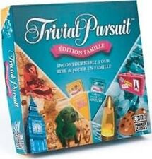 Jeu de société Trivial Pursuit Edition famille - Hasbro - 2006 -