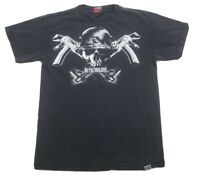 Metal Mulisha Mens T Shirt Size Small Black Motocross