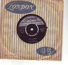 THE CRYSTALS HE'S A REBEL 1962    RARE