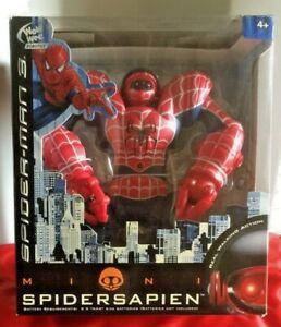 "Mini Spidersapien WowWee Toys Spiderman 3 Movie 7""  2007 Marvel Characters   NEW"
