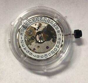GENUINE ETA 2824-2 MechanicaMovement Swiss Made Date At 3 O'clock NEW NEVER USED