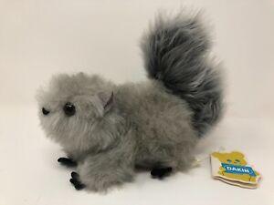 Dakin Pillow Pets Scurry Squirrel 1977 #29-4144 Tag Fantastic Design & Condition