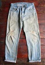 Levi's Jeans Men's 70s Theme