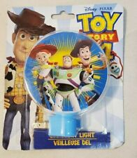 New Disney Toy Story 4 Buzz Woody Led Night Light