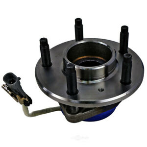 Wheel Bearing and Hub Assembly Rear CRS Automotive Parts NT512246