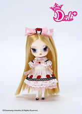 Little Dal+ Pink Alice in Wonderland Doll 5-inch Anime JUN Planning NRFB Japan