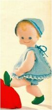 """""""Paula"""" Baby Doll Rag Doll (14"""" Tall) Sewing Pattern S10168 (NOT FINISHED ITEM)"""
