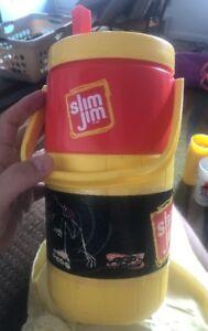 Retro Vintage Coleman Slim Jim Aggressive Skater Water Jug 1/2 Gallon 90's