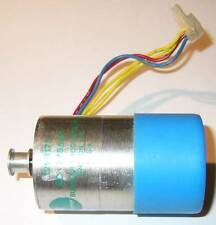 Buehler 12V Heavy Duty Motor with Encoder and Pulley - 6800 RPM