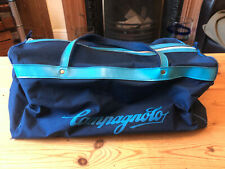 Vintage Campagnolo Cycling Kit Bag, Blue