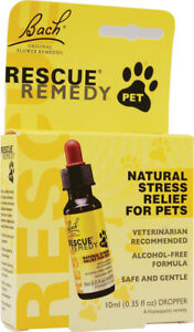 Stress Relief For Pets by Bach Flower Remedies, 10 ml