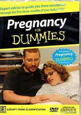 Pregnancy For Dummies (DVD, 2004) REGION FREE - BRAND NEW SEALED - FREE POST!
