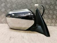 MITSUBISHI L200 DRIVERS SIDE ELECTRIC HEATED POWER FOLD WING DOOR MIRROR  06-09