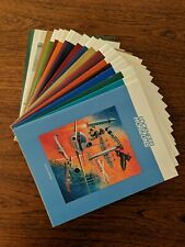 Lot 24 Lockheed vintage Horizons Magazines, Annual Reports, Directory, 1979-1984