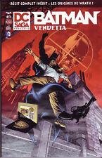 Urban Comics  DC SAGA  présente  BATMAN VENDETTA  N° 1     Oct5