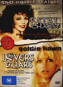 Fatal Charm (Joan Collins) / Lovers & Liars (Goldie Hawn) DVD Double Feature