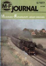 rivista M+F Journal Merker+Fischer 5/1977   bb