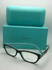 66dd01b0bb55 New TIFFANY   CO. Eyeglasses TF 2172 8134 51-16 140 Tortoise on Blue